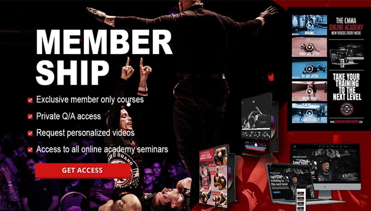 Cmmaonlineacademy.com - membership